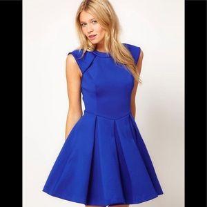 Ted Baker London blue dress